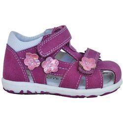 92219e63e3 Protetika sandały dziewczęce Violet 20 różowo-fioletowe