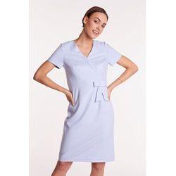 ffc1cd6b6a Suknie i sukienki niebieski - ♡ Brendo.pl