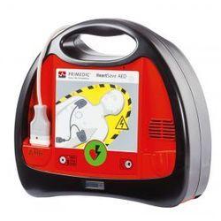 HeartSave AED 6 lat bateria + program + szafka z alarmem dzwiękowym i świetlnym gratis