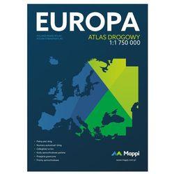 ATLAS EUROPY 2015 - DROGOWY 1:1 750 000