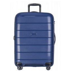 ef6f4a6b6e308 walizka średnia twarda z kolekcji madagascar madagaskar pp013 4 koła zamek  szyfrowy tsa materiał polipropylen marki Puccini