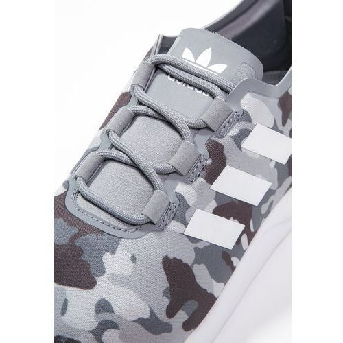 adidas Originals ZX FLUX VERVE Tenisówki i Trampki greypink