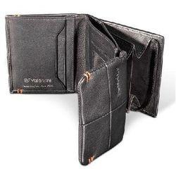12d490af7b56f Mały pionowy portfel męski Valentini 166-108 Qx