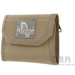 Maxpedition Portfel 0253k c.m.c. wallet khaki
