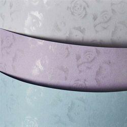 Papier ozdobny argo 220g. - małe róże błękit marki Galeria papieru
