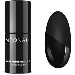 Neonail Lakier hybrydowy 7,2 ml top shine bright