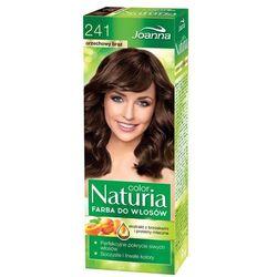 Joanna Naturia Color Farba do włosów Orzechowy Brąz nr 241, 525241