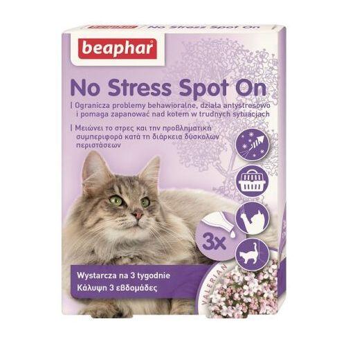 No Stress krople dla Kota Antystresowe Spot On 3 pipety, 14668 (7369524)