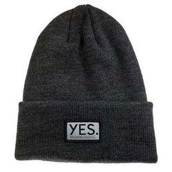 Czapka zimowa - beanie yes. beanie chr (chr) marki Yes
