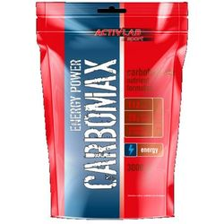 ACTIVLAB CARBOMAX ENERGY POWER - 3KG