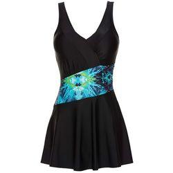 Sukienka kąpielowa bonprix czarny