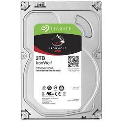 Dysk twardy Seagate ST3000VN007 - pojemność: 3 TB, cache: 64MB, SATA III, 5900 obr/min