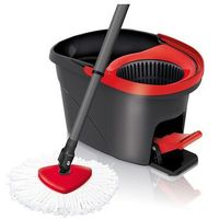 Mopy, Mop obrotowy VILEDA Easy Wring and Clean Turbo + DARMOWY TRANSPORT! + Zamów z DOSTAWĄ JUTRO!