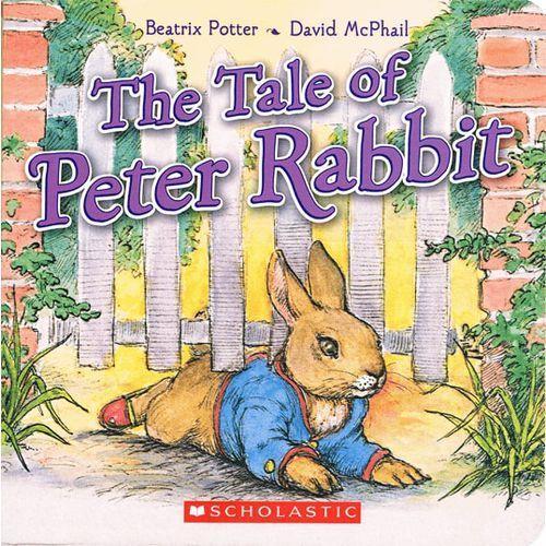 Książki dla dzieci, The Tale of Peter Rabbit (opr. twarda)