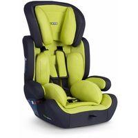 Foteliki grupa II i III, Fotelik samochodowy dla dziecka, 9 - 36 kg, massi, zielony
