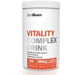 GymBeam Vitality Complex Drink 360 g