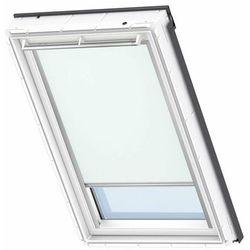 Roleta na okno dachowe VELUX elektryczna Premium DML MK10 78x160 zaciemniająca