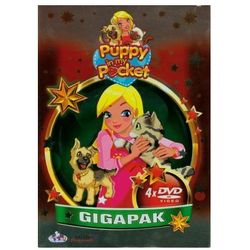 Puppy in my pocket gigapak 4xDVD