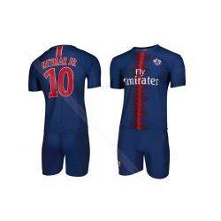 NEYMAR Jr. PSG - strój komplet piłkarski 2017/18