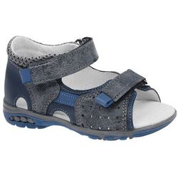 Sandałki na rzepy KORNECKI 4739 - Multikolor ||Granatowy ||Grafitowy ||Szary ||Niebieski