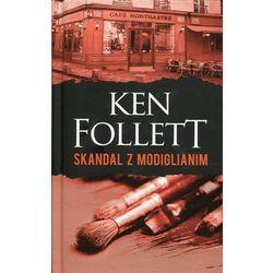 Skandal z Modiglianim - Ken Follett (opr. twarda)