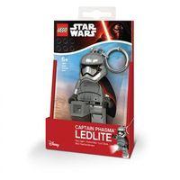 Pozostałe zabawki, MINI LATARKA LED LEGO - CAPTAIN PHASMA (Key Light Captain Phasma) - BRELOK W PUDEŁKU