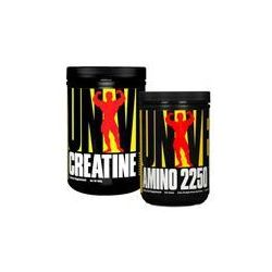 Universal Nutrition Creatine + Amino 2250 500g+230tabs