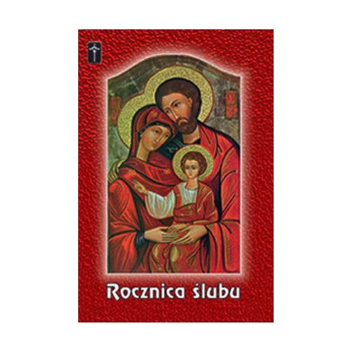 Książki religijne, Rocznica ślubu (opr. miękka) Sierpień -20 (-0%)