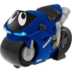 Motor Turbo Touch Ducati niebieski