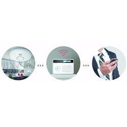eTIGER Smoke Detector - Bezprzewodowy czujnik dymu