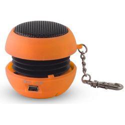 Mobilny głośnik SETTY Pocket pomarańczowy