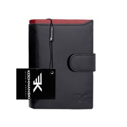 Kochmanski skórzany portfel męski HQ 1205