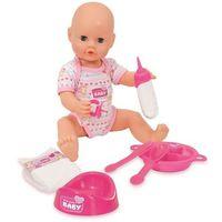 Lalki dla dzieci, New Baby Born, Lalka śpioszek, 38 cm - Simba Toys. DARMOWA DOSTAWA DO KIOSKU RUCHU OD 24,99ZŁ