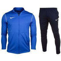 Pozostała odzież sportowa, DRES MĘSKI TRENINGOWY NIKE PARK 20 BV6877-410 / BV6885-463