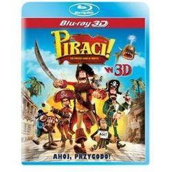 Piraci! 3D (Blu-Ray) - Peter Lord DARMOWA DOSTAWA KIOSK RUCHU