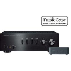 Yamaha A-S501 + MusicCast WXAD-10
