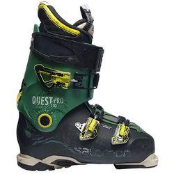 Potestowe buty narciarskie Salomon Quest Pro 110, rozmiar 43.5/28.5