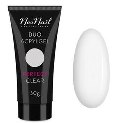 NeoNail DUO ACRYLGEL PERFECT CLEAR (30 g.)