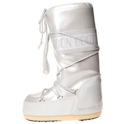 Moon Boot MB Vinile Metal Śniegowce Biały 35-38 Przy zakupie powyżej 150 zł darmowa dostawa.