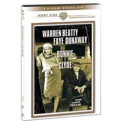 Bonnie i Clyde (Ikony kina) (DVD) - Arthur Penn DARMOWA DOSTAWA KIOSK RUCHU