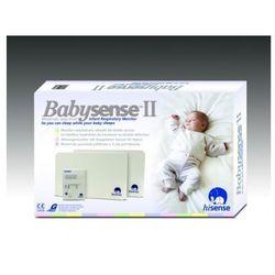 BABYSENSE II Monitor oddechu z 2 płytkami sensorycznymi