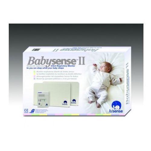 Monitory oddechu, BABYSENSE II Monitor oddechu z 2 płytkami sensorycznymi