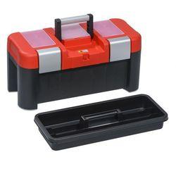 Plastikowe walizki na narzędzia McPlus Alu 21