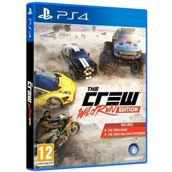 The Crew Wild Run (PS4)