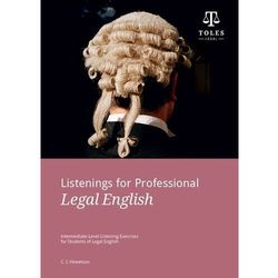 Listenings for Professional Legal English (opr. miękka)