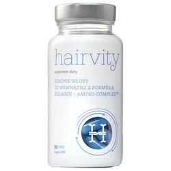 Halier Hairvity | Suplement diety wzmacniający włosy osłabione i wypadające
