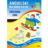 Książki do nauki języka, Angielski dla dzieci 6-8 lat Ćwiczenia jesień + Ćwiczenia zima + kod na książkę za 1 grosz (opr. miękka)