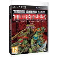 Gry na PS3, Teenage Mutant Ninja Turtles Mutants in Manhattan (PS3)