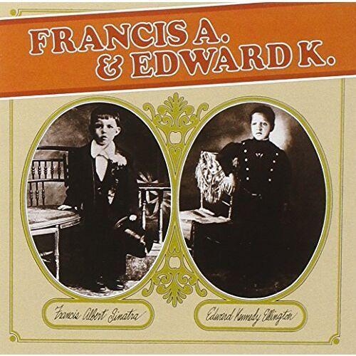 Pozostała muzyka rozrywkowa, Francis A. & Edward K. - Frank Sinatra (Płyta CD)