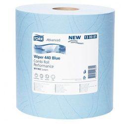 Ścierka Tork Advanced 440 niebieska Combi Roll Performance